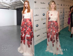 Rosamund Pike In Giambattista Valli - 8th Annual Women In Film Pre-Oscar Cocktail Party