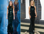 Rosie Huntington-Whiteley In Alexandre Vauthier Couture - 2015 Vanity Fair Oscar Party