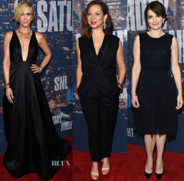 SNL 40th Anniversary Celebration Red Carpet Roundup 2