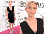 Scarlett Johansson In Bec & Bridge - 2015 Film Independent Spirit Awards