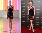 Scarlett Johansson In Preen - 2015 G'Day USA Gala