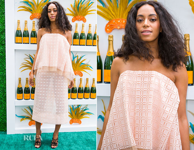 Solange Knowles In Ellery - Clicquot Carnaval