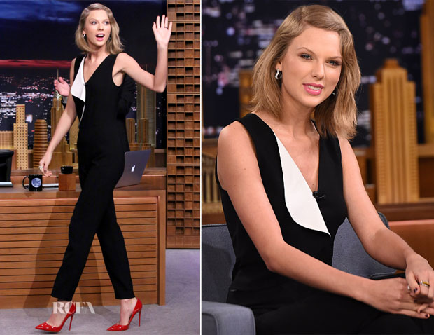 Taylor Swift In Sachin & Babi – The Tonight Show Starring Jimmy Fallon 2