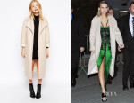 Taylor Swift's ASOS Wool Duster Coat