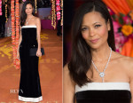 Thandie Newton In Chanel - 'The Second Best Exotic Marigold Hotel' World Premiere