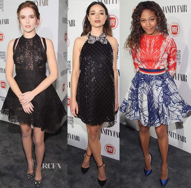 Vanity Fair Celebrates Young Hollywood Red Carpet Roundup 2