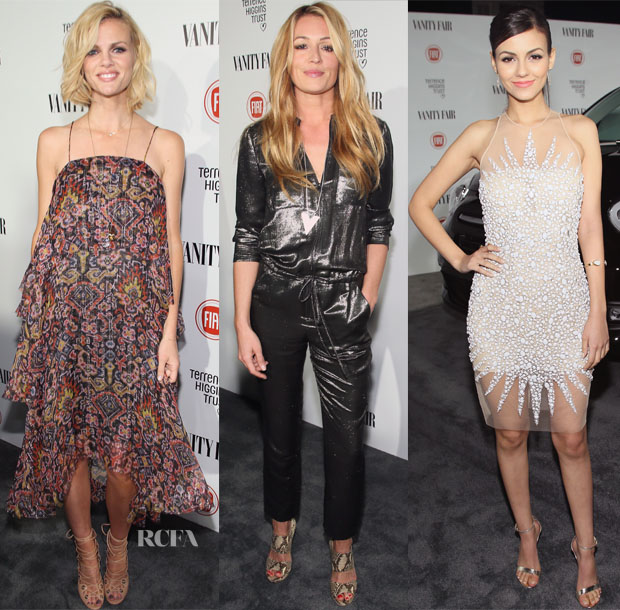 Vanity Fair Celebrates Young Hollywood Red Carpet Roundup 3