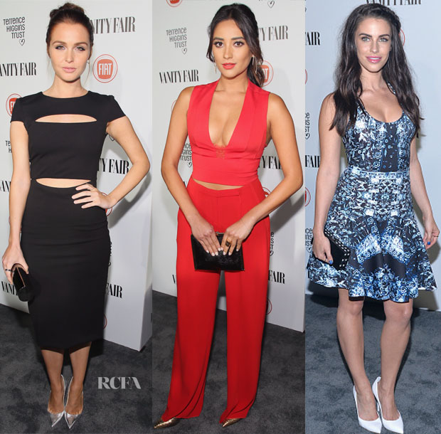 Vanity Fair Celebrates Young Hollywood Red Carpet Roundup 4