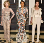 2015 Vanity Fair Oscar Party Red Carpet Roundup