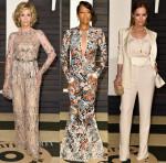 2015 Vanity Fair Oscar Party Red Carpet Roundup
