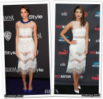 Who Wore Self-Portrait Better...Carmen Ejogo or Priyanka Chopra?