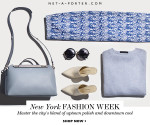 Net-A-Porter's New York Fashion Week Edit
