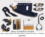 Net-A-Porter's Milan Fashion Week Edit