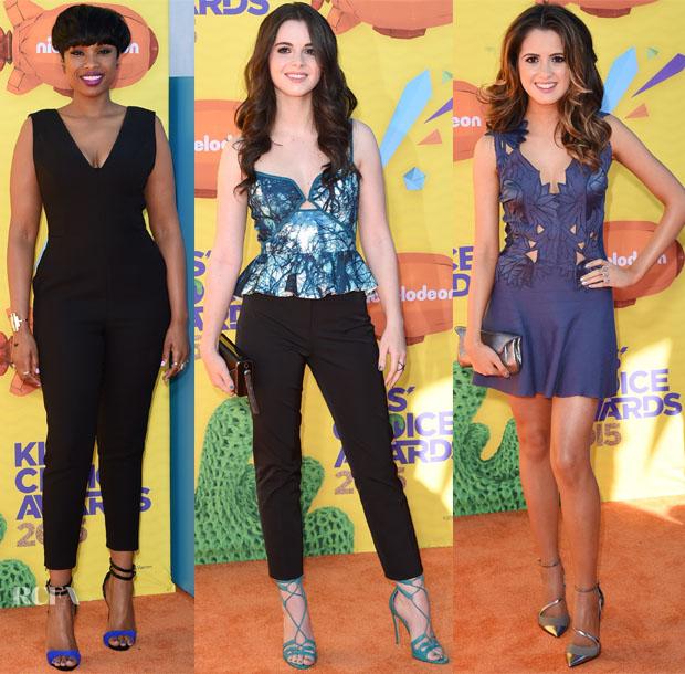 2015 Nickelodeon Kids' Choice Awards Red Carpet Roundup3