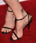 Charlize Theron's Stuart Weitzman sandals