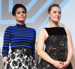 Eva Mendes in Michael Kors and Saoirse Ronan in Valentino