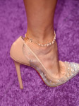 Jennifer Lopez' Christian Louboutin shoes