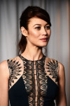 Olga Kurylenko in Julien Macdonald