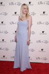 Dakota Fanning in Wes Gordon