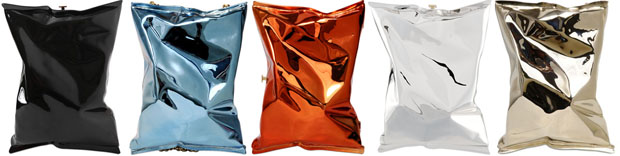 Anya Hindmarch' 'Crisp Packet' Clutches