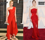 Best Dressed Of The Week - Diane Kruger In Donna Karan Atelier & Rosamund Pike In Givenchy Couture