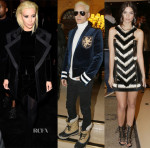 Balmain Fall 2015 Show & After Dinner Party