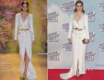 Blanca Suarez In Zuhair Murad Couture - 'Perdiendo el Norte' Madrid Premiere