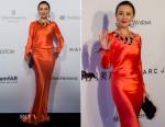 Carina Lau In Schiaparelli Couture - amfAR Hong Kong Gala