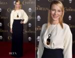 Cate Blanchett In Celine - 'Cinderella' LA Premiere