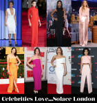 Celebrities Love...Solace London
