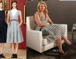Claire Danes In Erdem – Variety's Actors on Actors Emmy Edition