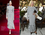 Gwen Stefani In Dolce & Gabbana - The Hollywood Reporters' 25 Most Powerful Stylists in Hollywood Luncheon