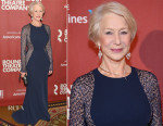 Helen Mirren In Carmen Marc Valvo - Roundabout Theatre Company's 2015 Spring Gala