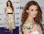 Holland Roden In Milly - PALEYFEST LA Presents 'Teen Wolf'