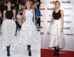 Ingrid Garcia Jonsson In Christian Dior - Fotogramas Awards