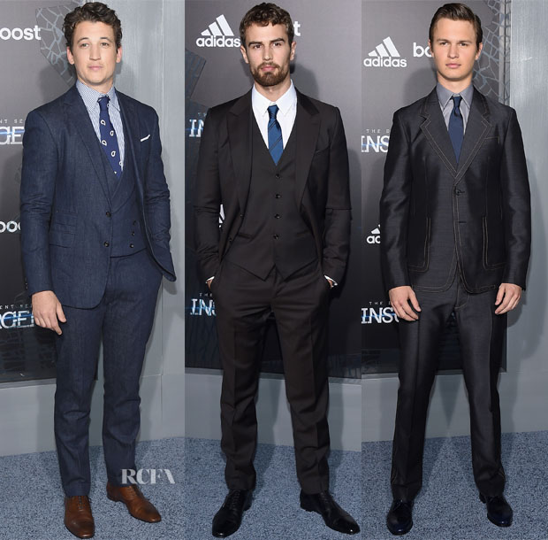 'Insurgent' New York Premiere Menswear Roundup
