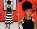Janelle Monae In RVN - BET's 'Black Girls Rock!'