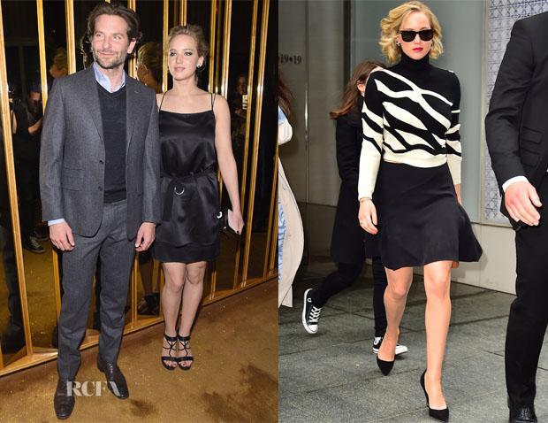Jennifer Lawrence Dior March