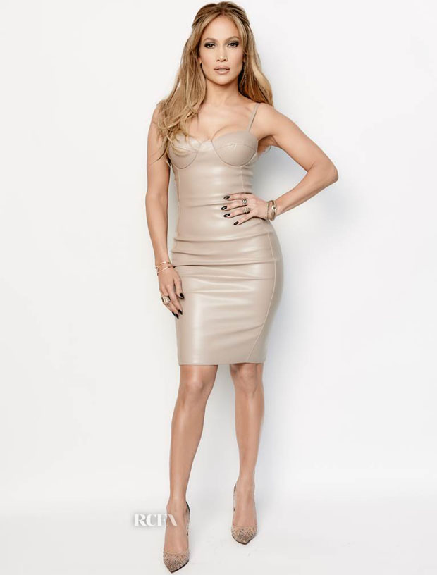 Jennifer Lopez In House of CB - 'American Idol XIV' Top 9 Revealed
