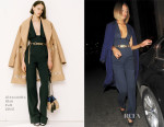 Jourdan Dunn In Alessandra Rich - Club Ten