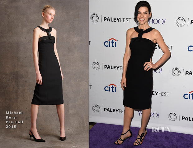 Julianna Margulies In Michael Kors - PALEYFEST LA Presents 'The Good Wife'
