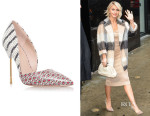 Julianne Hough's Kurt Geiger Bond Pumps