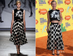 Kaley Cuoco In Lela Rose - 2015 Nickelodeon Kids' Choice Awards
