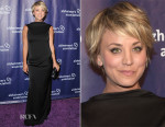 Kaley Cuoco-Sweeting In Camilla and Marc - 23rd Annual 'A Night At Sardi's' To Benefit The Alzheimer's Association