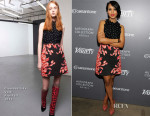 Kerry Washington In Giambattista Valli - Variety's Actors on Actors Emmy Edition