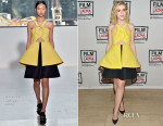 Kiernan Shipka In Delpozo - Film Independent At LACMA Presents A Tribute To Mad Men: Part Two