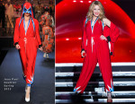 Kylie Minogue In Jean Paul Gaultier - Dubai World Cup