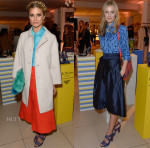 Laura Bailey x L.K. Bennett Capsule Collection