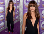 Lea Michele In Mason by Michelle Mason - Family Equality Council's Los Angeles Awards Dinner