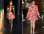Lena Dunham In Saint Laurent - The Ellen DeGeneres Show
